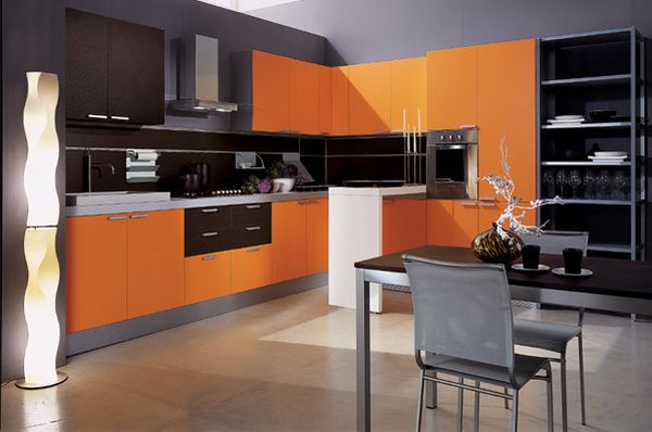 Not Afraid Of The Amazing Bold Colors??? Then One Of These Truly Halloween Inspired  Cabinetry Creations Might Be Just What You Are Looking For!